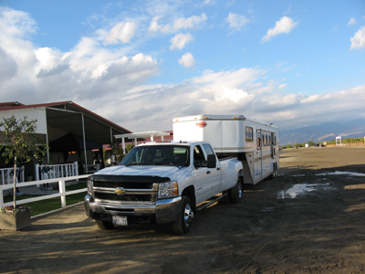 regularly scheduled horse transport los angeles